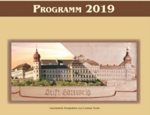 Das neue Kursprogramm 2019 ist da!