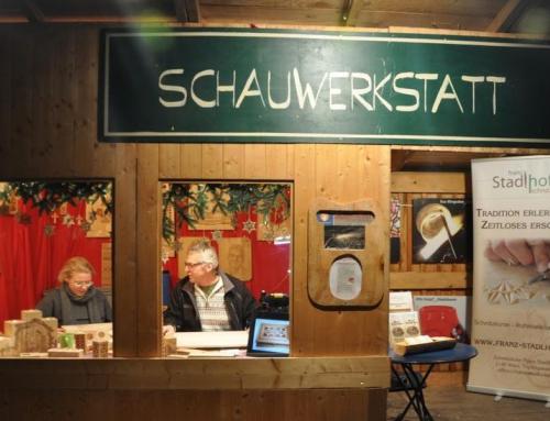 Treffen Sie uns am Karlsplatz