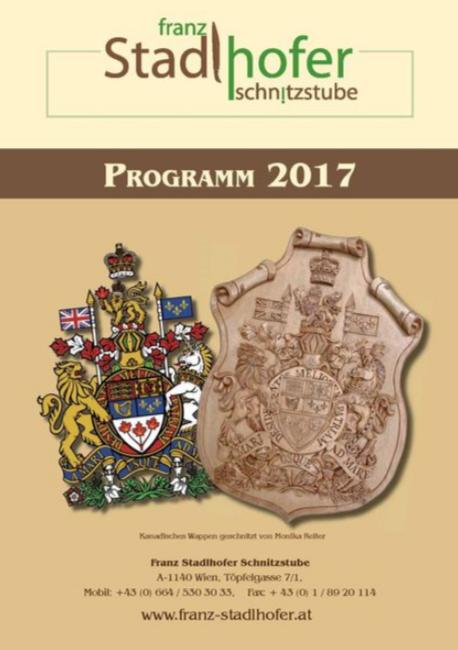 Das neue Kursprogramm 2017 ist da