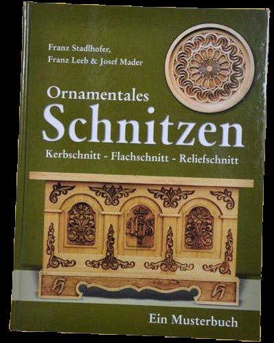 Buch Ornamentales Schnitzen