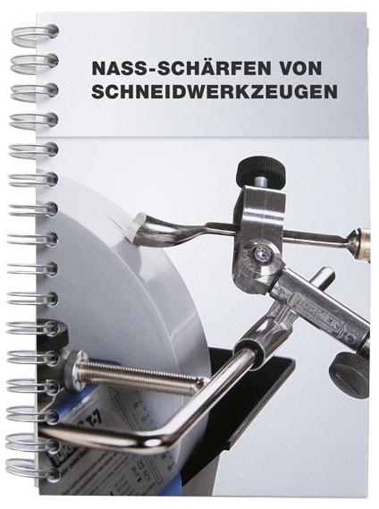 Buch Nass Schaerfen Tormek