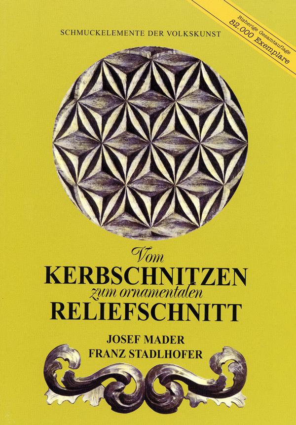Buch Vom Kerbschnitzen zum ornamentalen Reliefschnitt