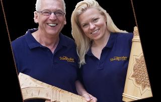 Franz und Andrea Stadlhofer