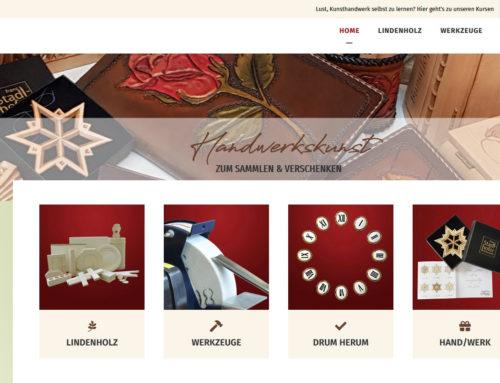 Neuer Shop ist online